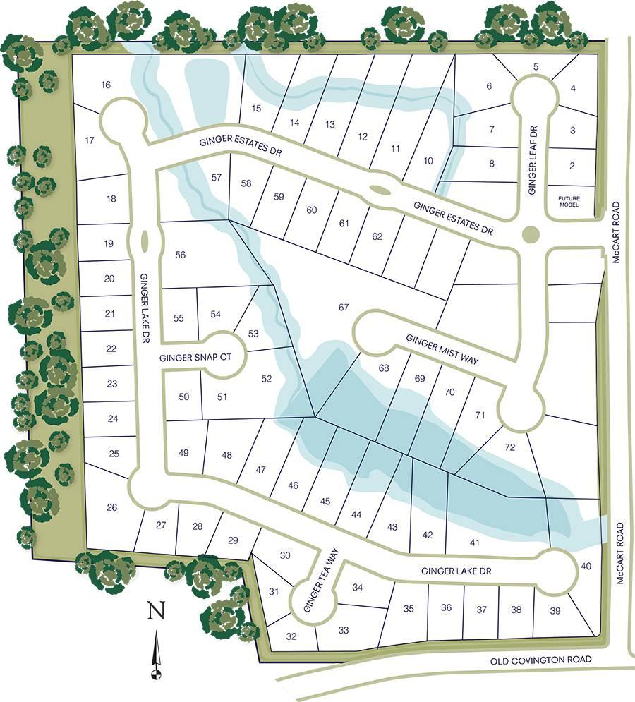 Ginger Lake Estates