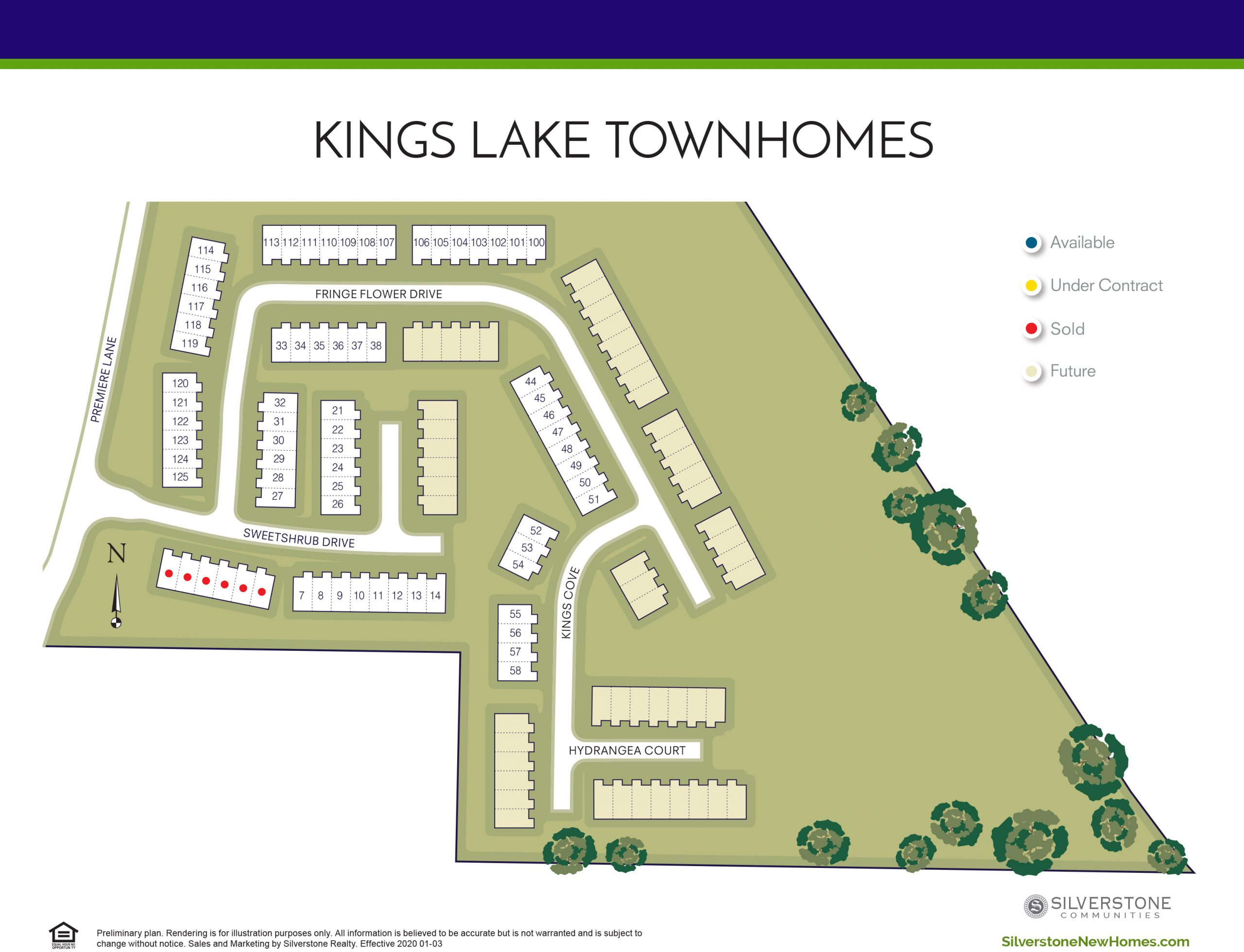 Kings Lake Townhomes