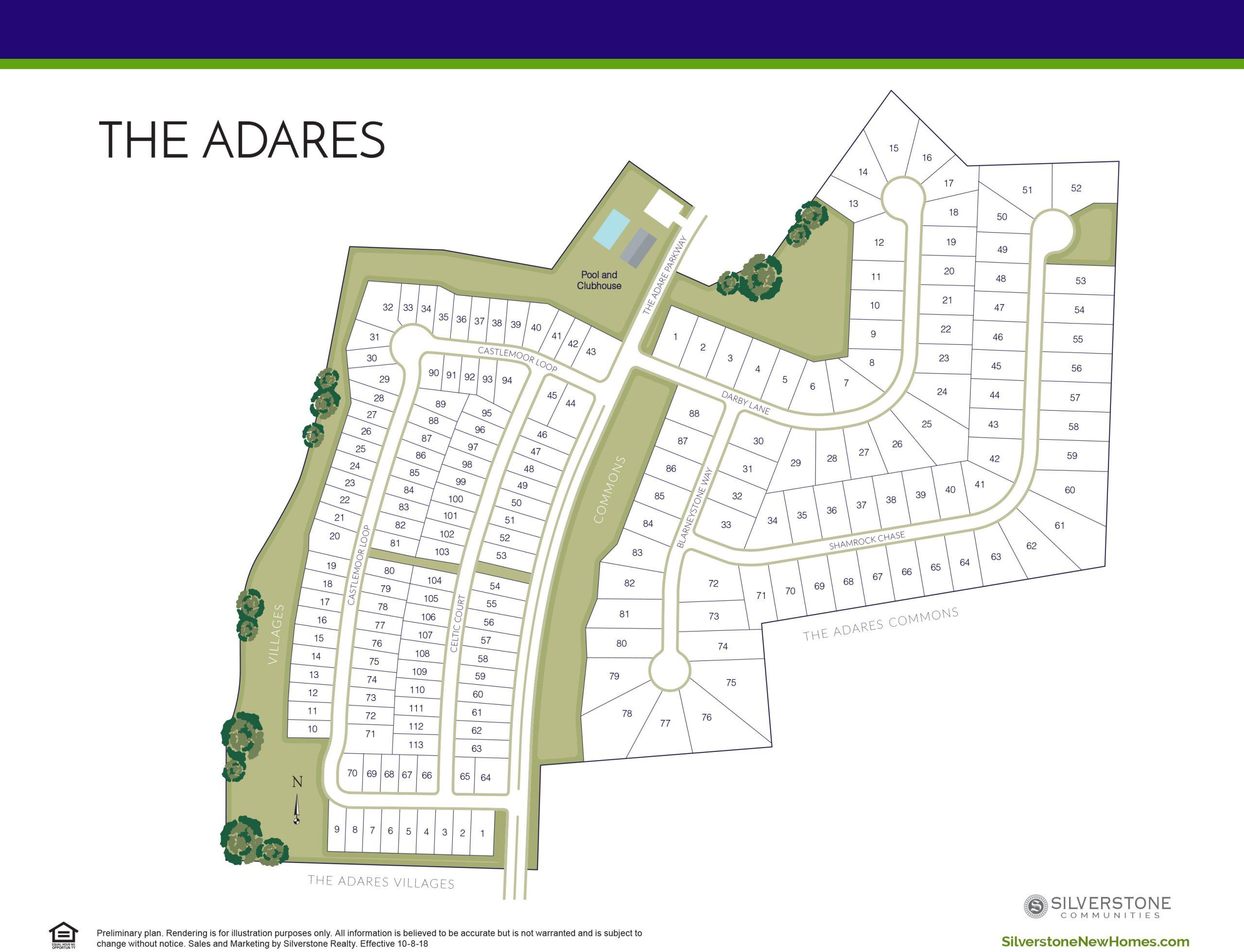The Adares