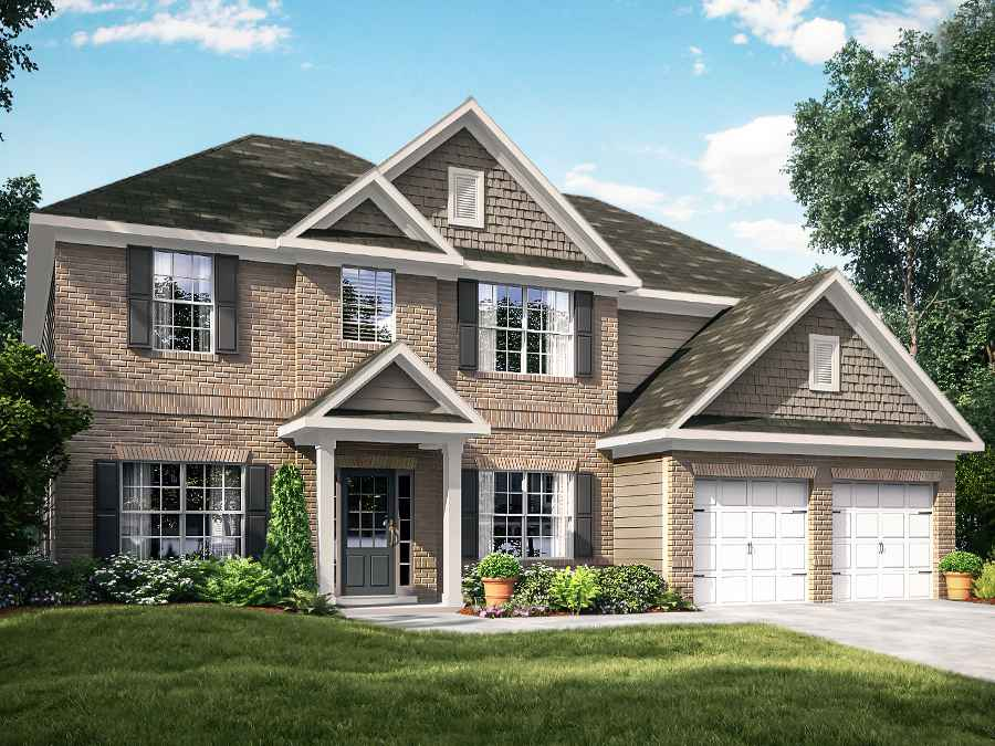 Dewhurst floor plan available in Harvest Mill