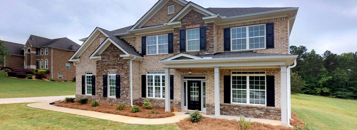 a new home in conyers at centennial village