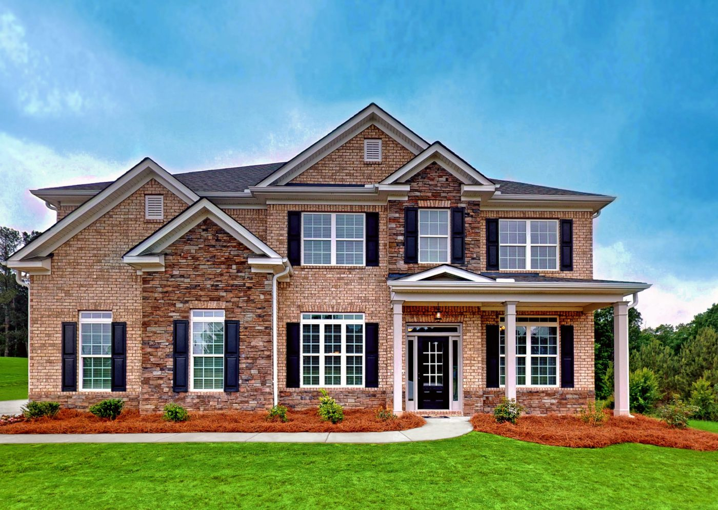 beautiful living in a new home in Adairsville from Silverstone Communities