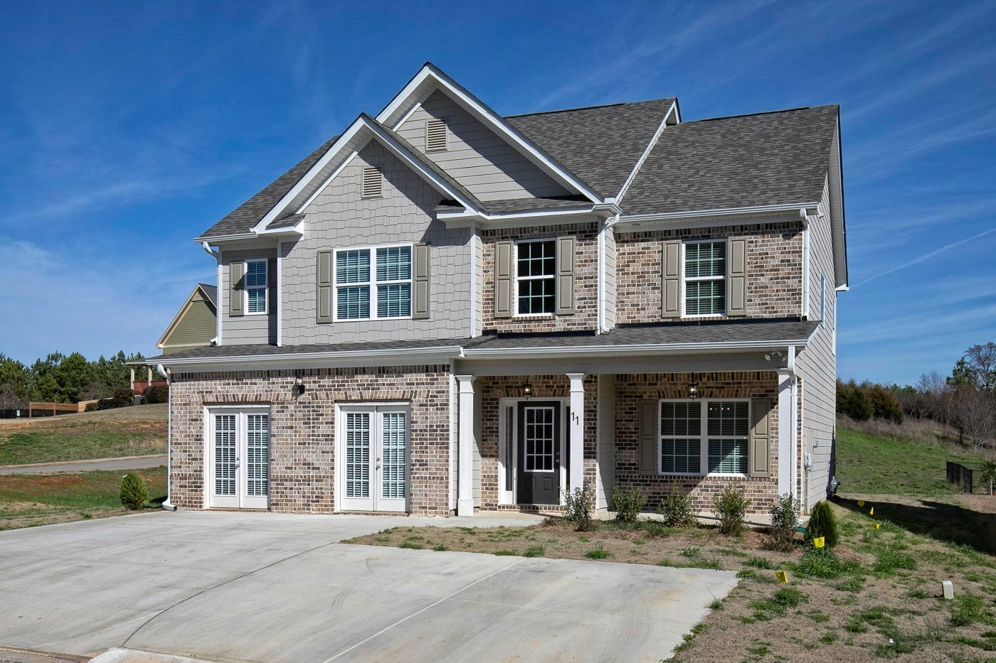 A home in Adairsville at The Adares